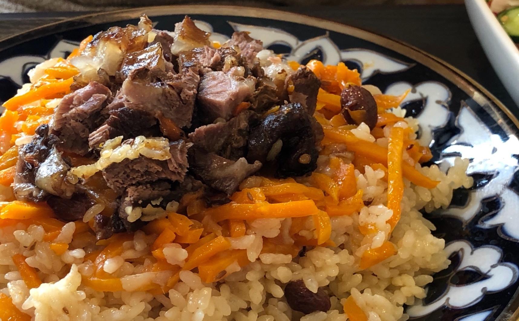 料理 ウズベキスタン ウズベキスタン料理